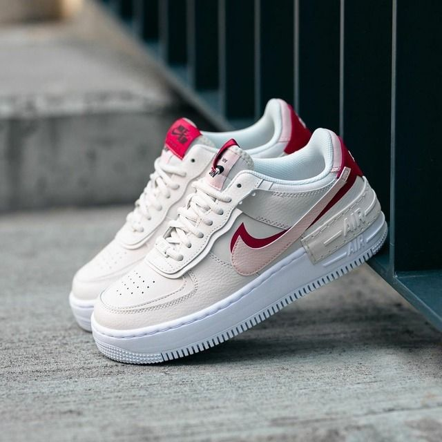 Nike W AF1 Shadow | Tennis shoes outfit, Cute nike shoes