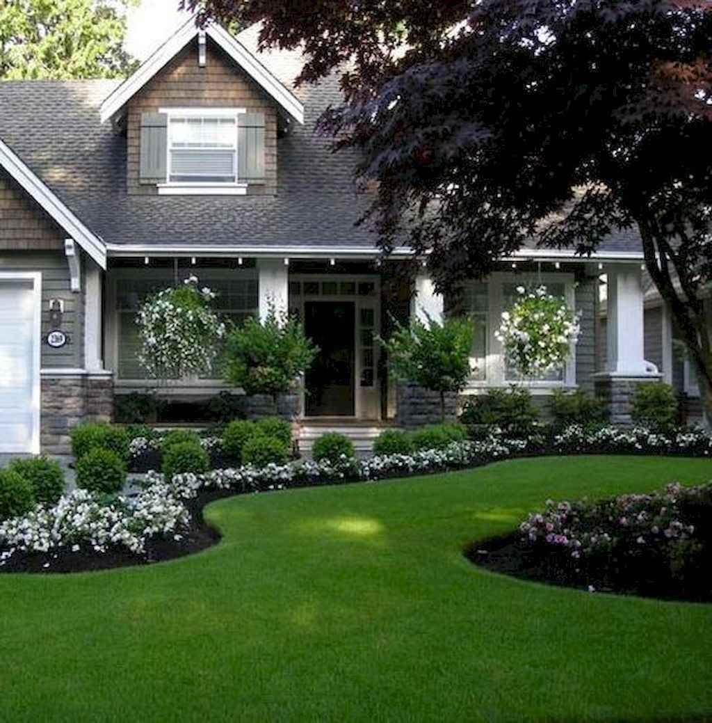33 Inspiring Front Yard Landscaping Ideas In 2020 Cheap Landscaping Ideas Outdoor Landscaping Backyard Landscaping