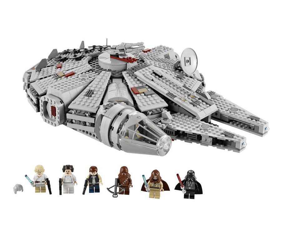 Fotos de naves de lego star wars 60