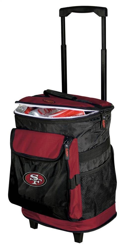 San Francisco 49ers Rolling Cooler Id 3263264 From 70