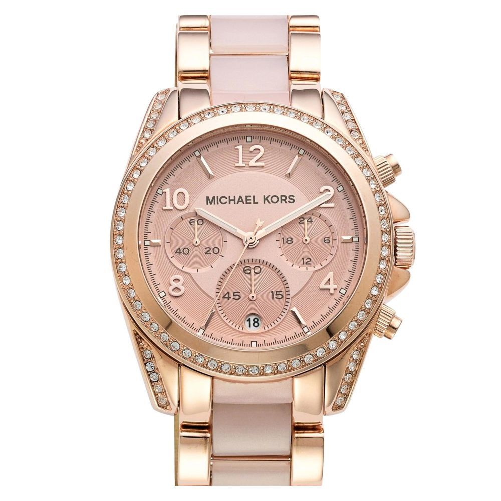 Reloj mujer michael kors mk5943 reloj pinterest - Relojes de pared grandes modernos ...