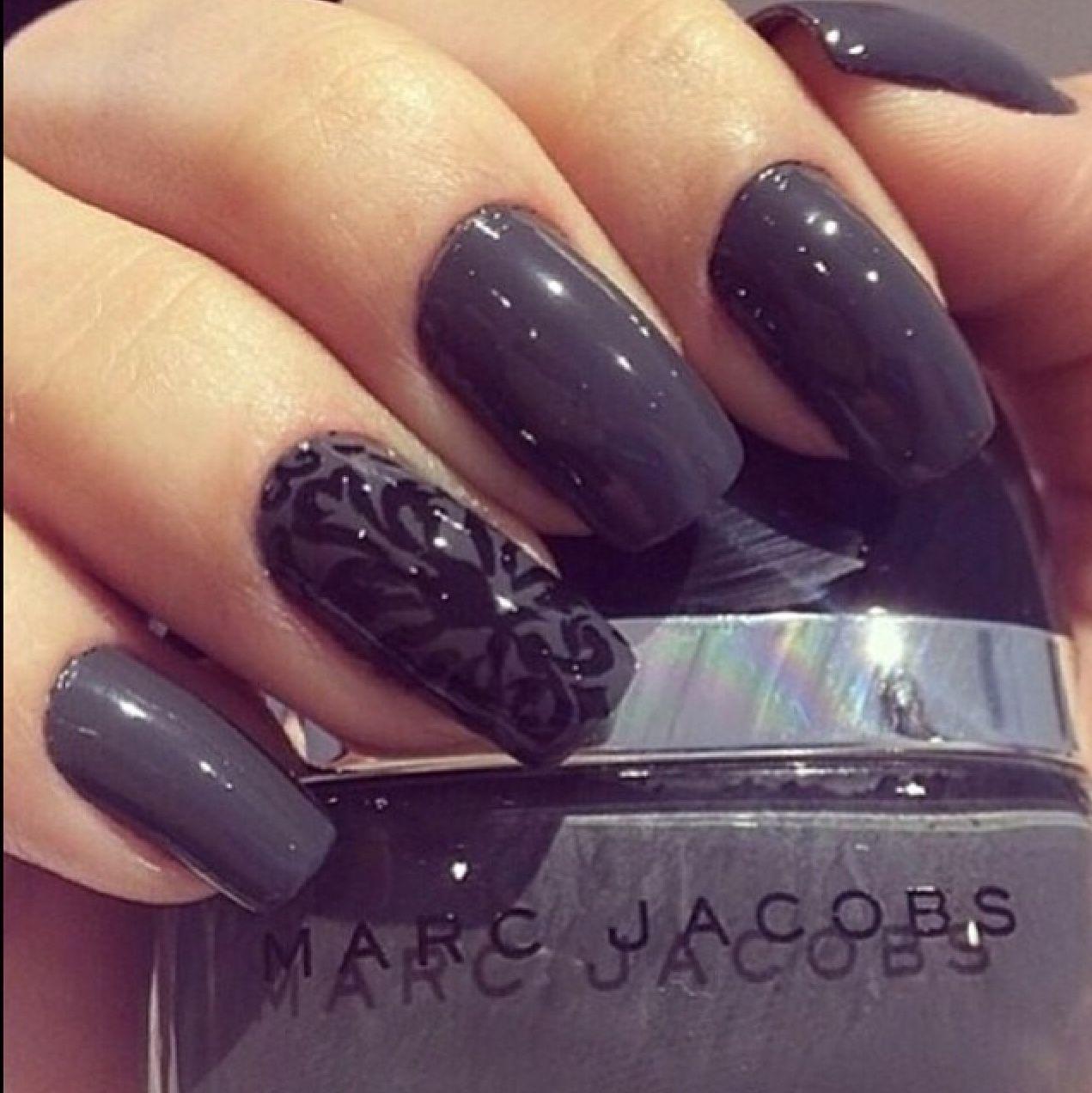 Pin by Sabrina Ayed on Nails | Pinterest | Winter nails, Makeup and ...