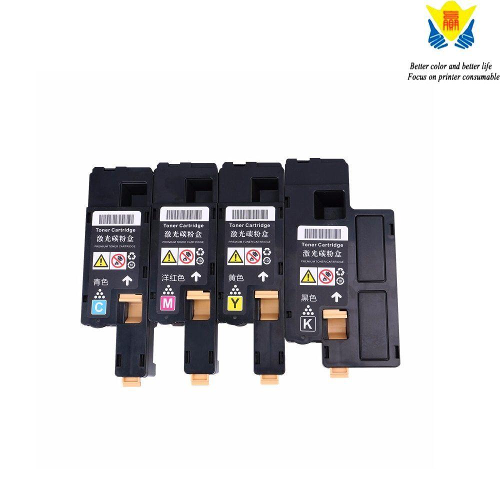 Jianyingchen Color Compatible Toner Cartirdge Xe 6000 6010