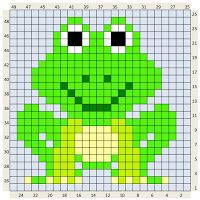 Crochet charts pixel   chart also best images on pinterest in cross stitch rh