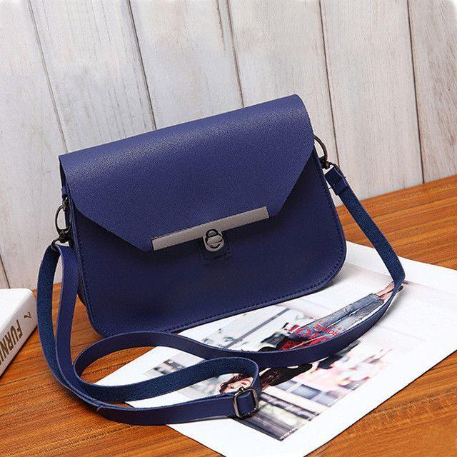 408099229ada UKQLING Small Women Messenger Bags Flap Handbag Soft PU Women Bag Lady PU  Leather Purse Cheap Crossbody Bags for Girls 5 Colors