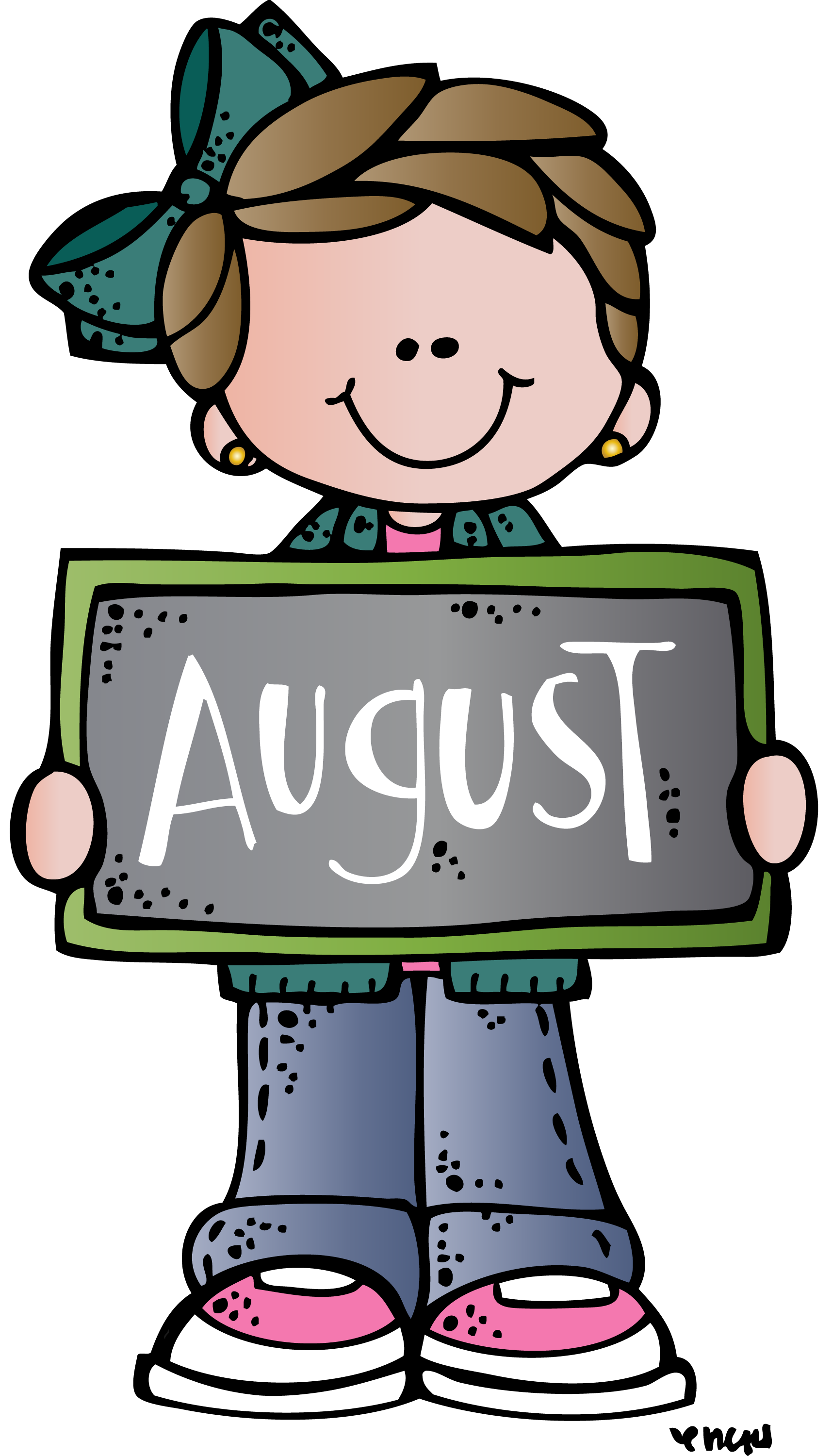 august mel melonheadz pinterest clip art school and teacher rh pinterest com august clip art free august clip art pictures