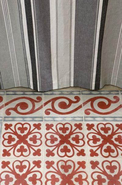 Carreaux De Ciment Pour Le Sol De La Maison Carreau De Ciment Carocim Carreau