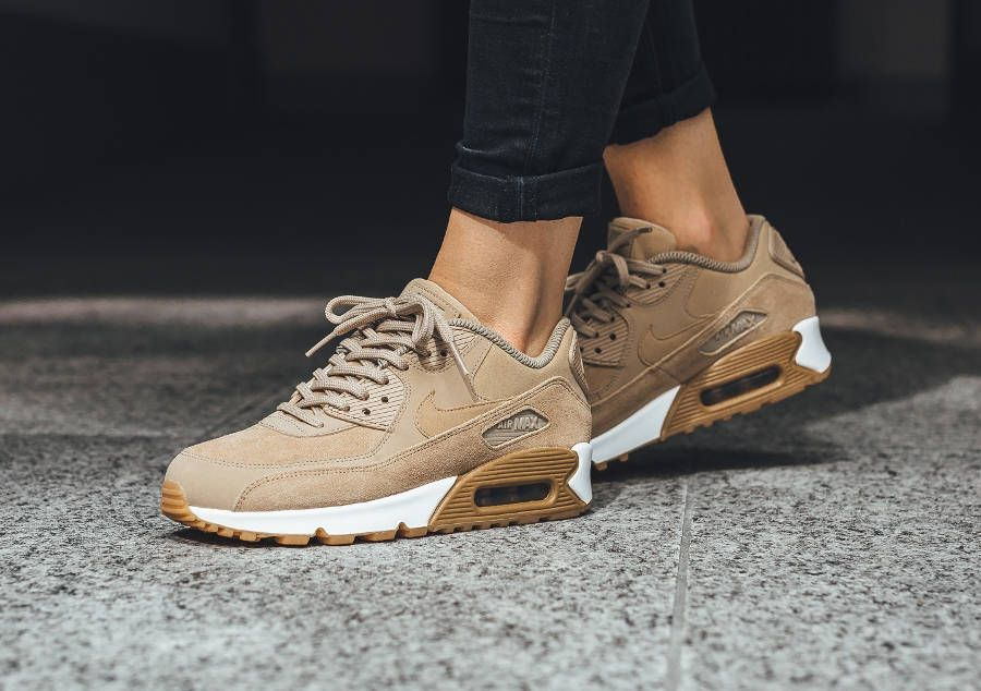 nike air max 90 homme marron