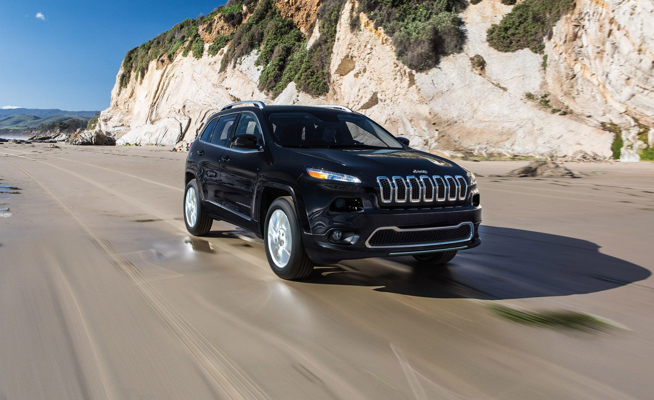 2018 jeep cherokee in depth review a crossover that can actually go