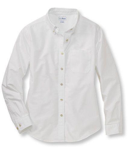 Washed Oxford Shirt Original Long Sleeve Oxford Free