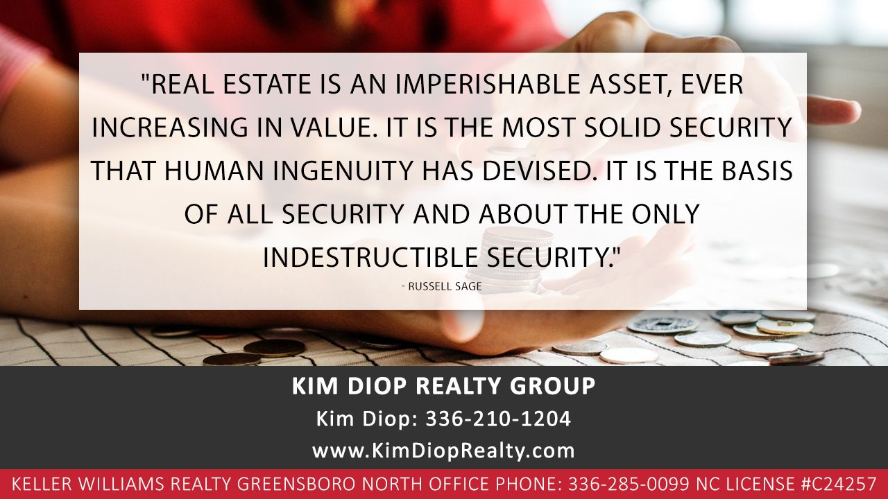 Please contact us Kim Diop Triad Area Real Estate Expert