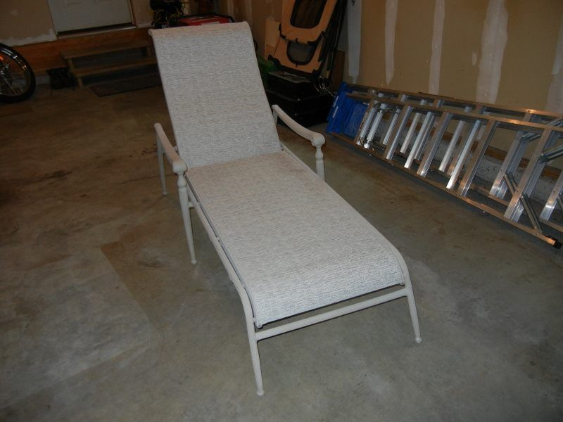 how to install 2 piece chair slings let chair care patio help you do this were happy to help - Chair Care Patio