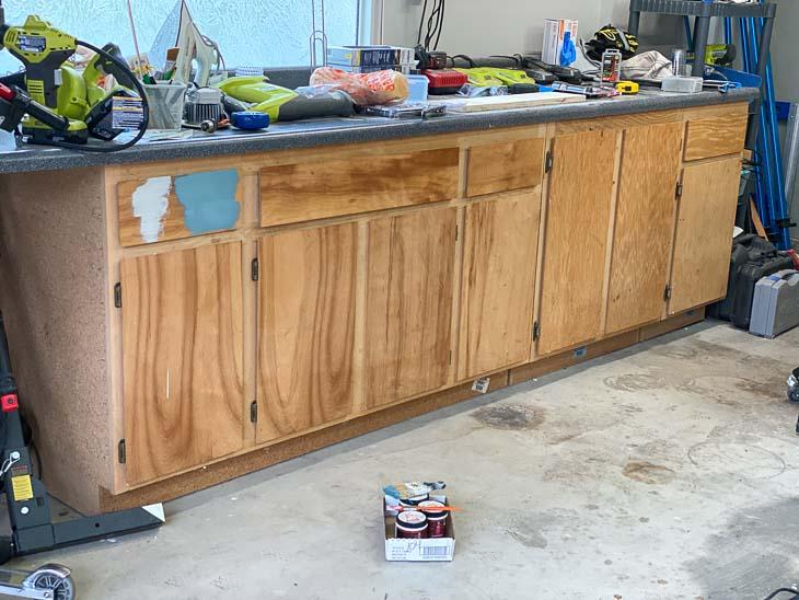 How To Paint Veneer Cabinets In 2020 Veneers Furniture Makeover Diy Wood Veneer