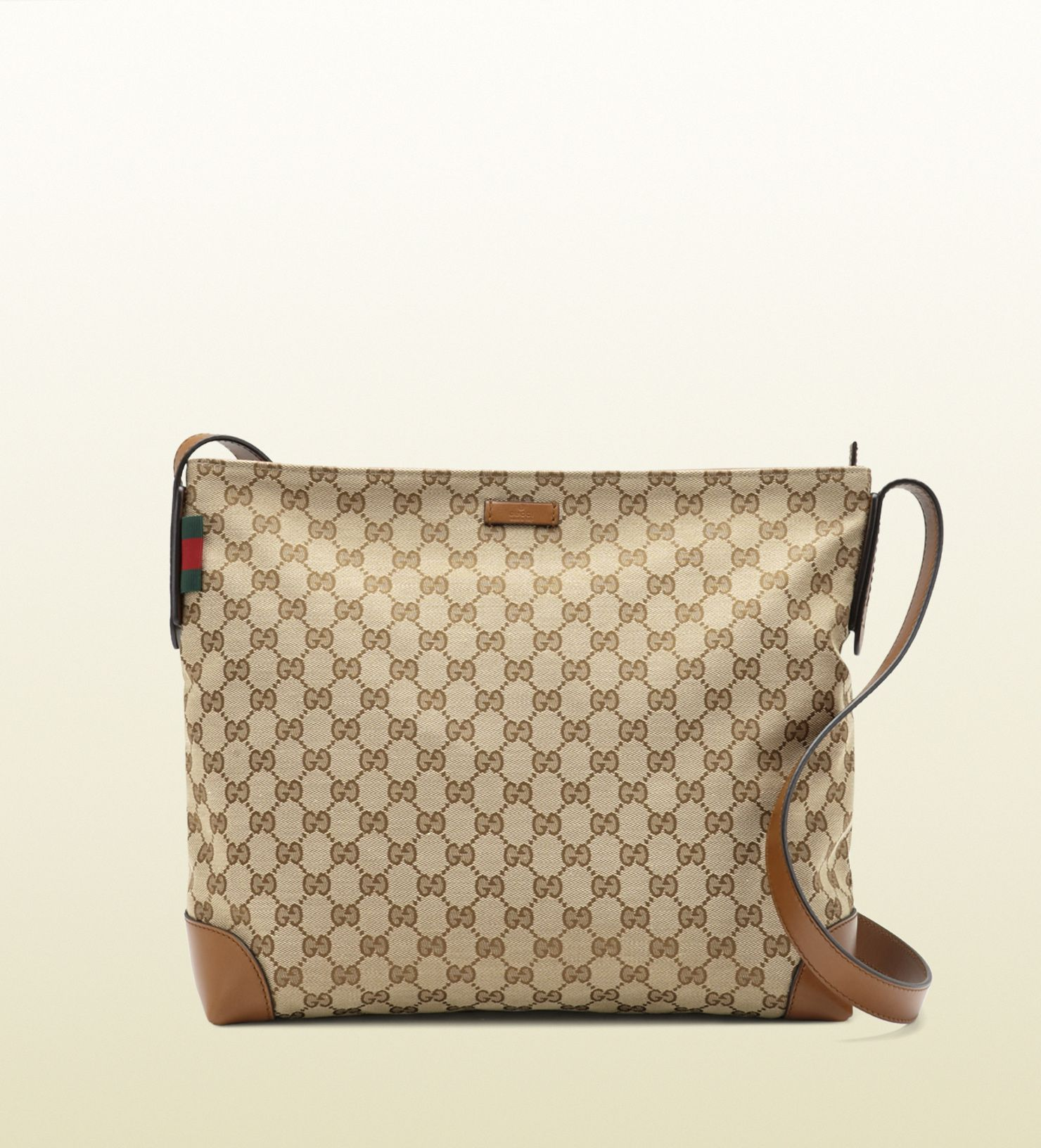 Gucci Large Original Gg Canvas Messenger Bag 308930f4csn8527