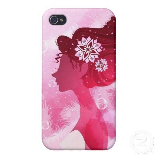iPhone Pink Matte Lollita marries iPhone 4/4S Cases