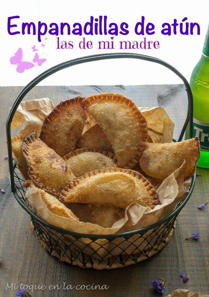 Mi toque en la cocina: Las empanadillas de atún de mi madre. | pop ...