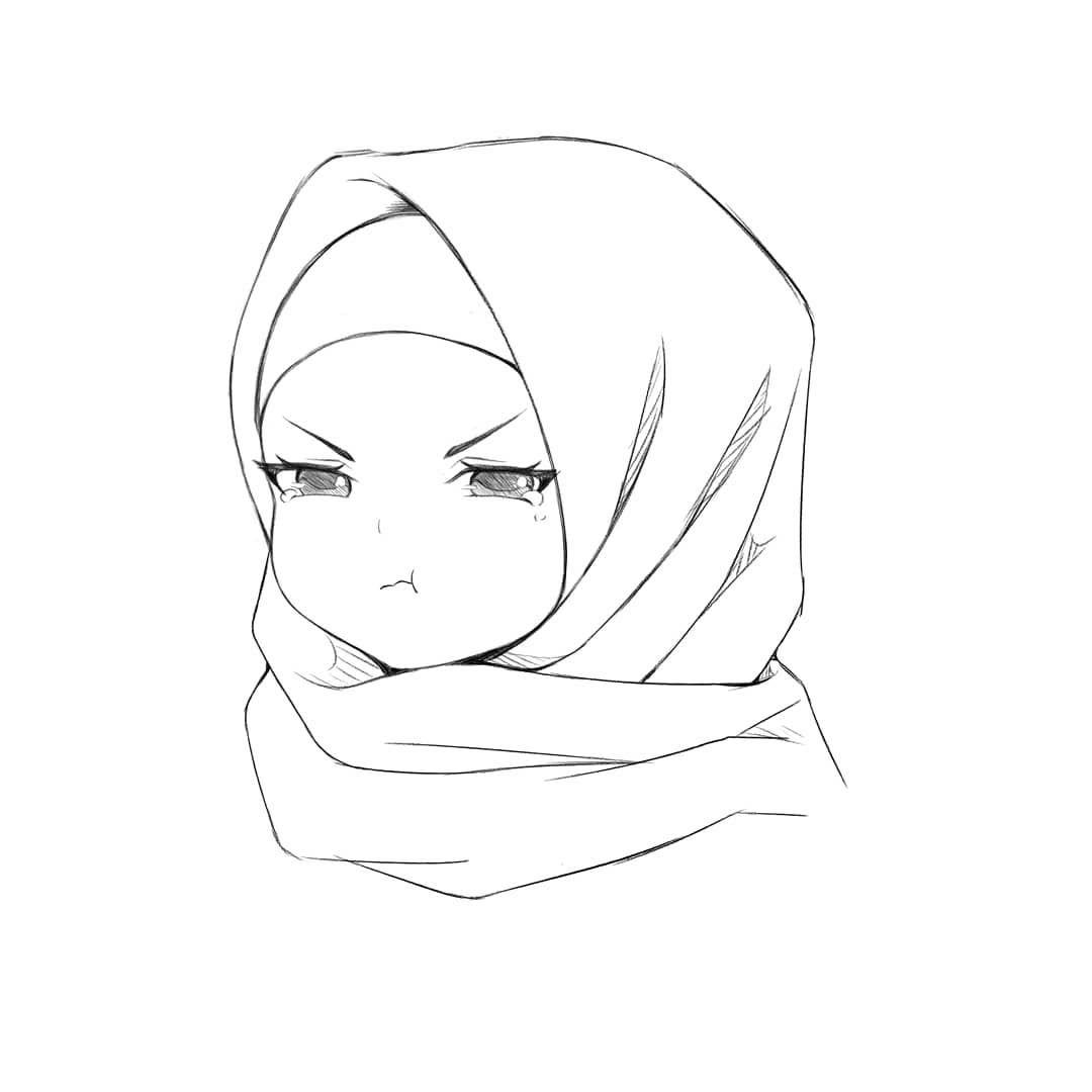 Kawaii Di 2020 Sketsa Kartu Tutorial Gambar Kartun Art