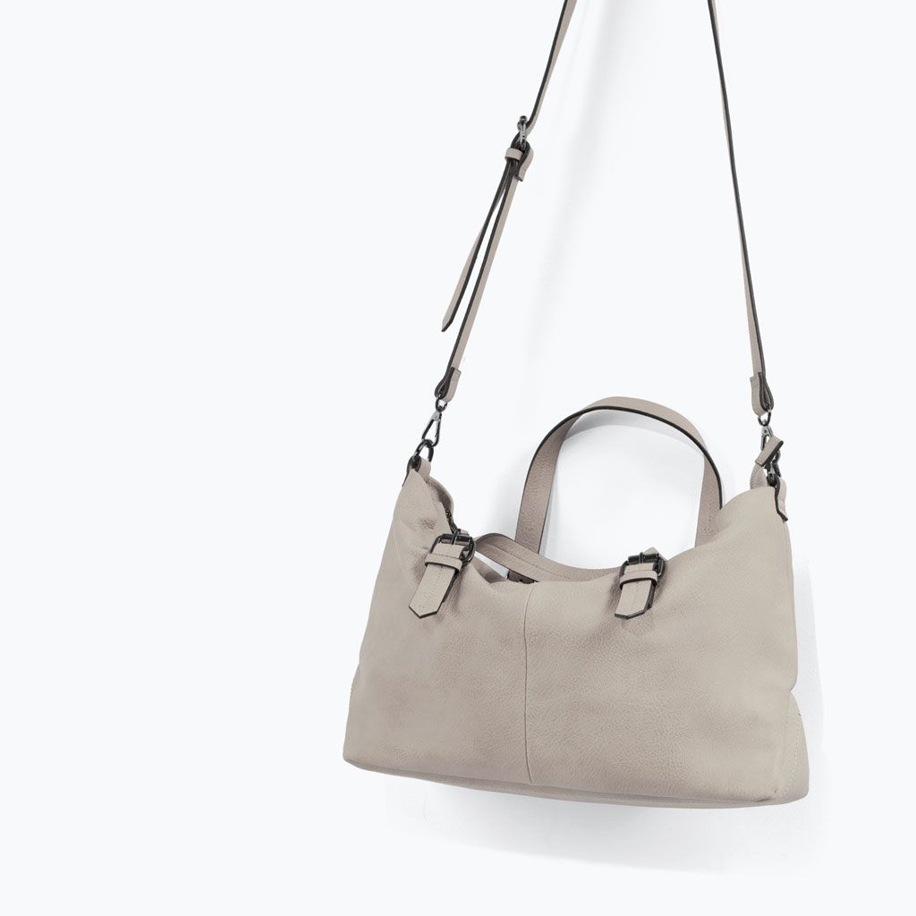 TRF SHOPPER BAG // Zara