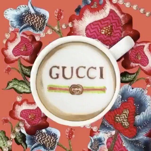 cool 온라인 편집숍 #커피앤클로쓰 의 패셔너블한 커피. #구찌 #생로랑 #샤넬 #루... Haute couture Check more at http://pinfashion.top/pin/63363/