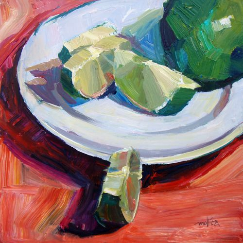 Fast Loose and Bold Painting Class with Patti Mollica for ages Adults and Teens