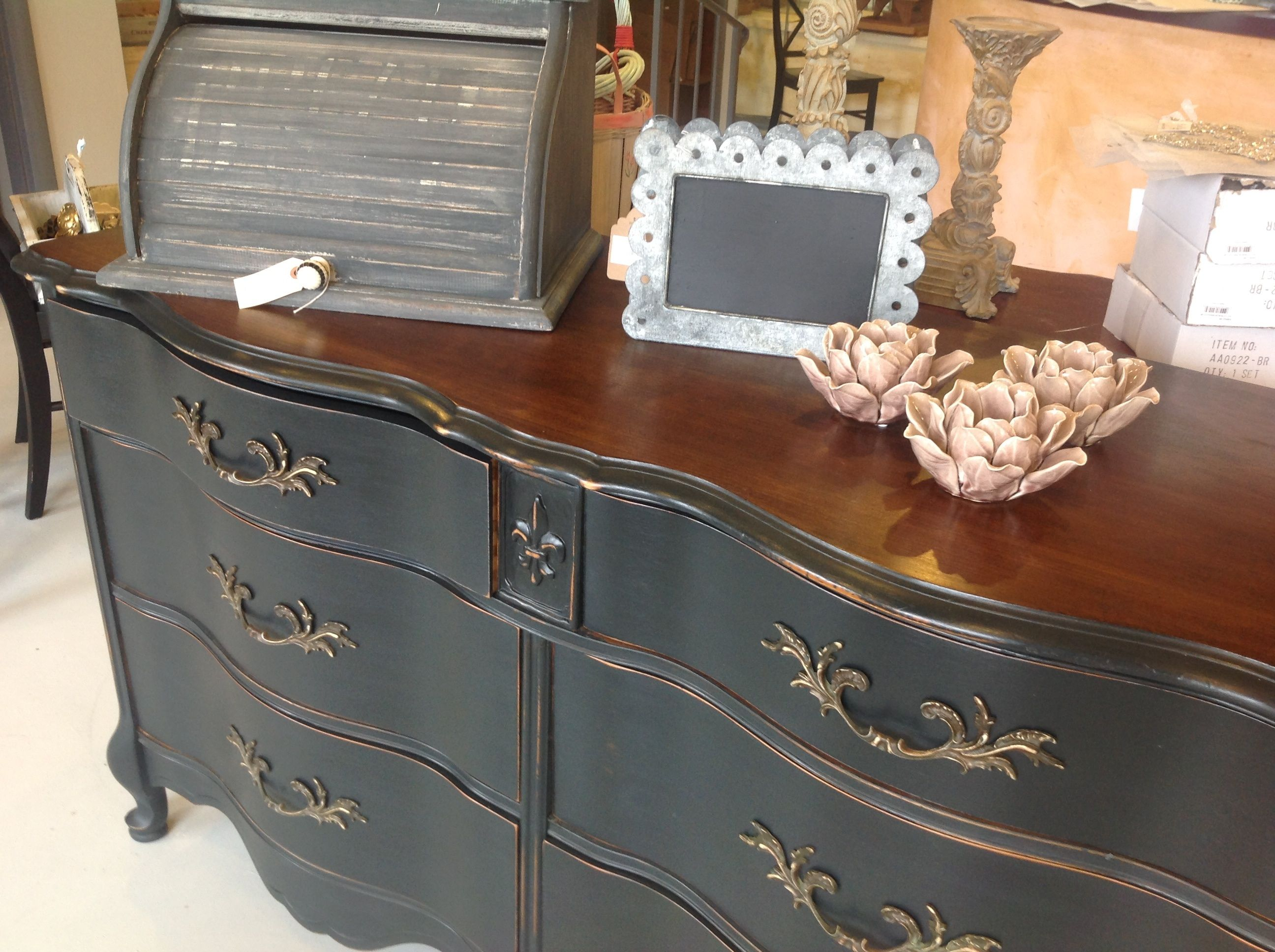 How To Distress Furniture With Chalk Paint   Google Search | Furniture  Ideas | Pinterest | French Provincial Dresser, French Provincial And Dresser