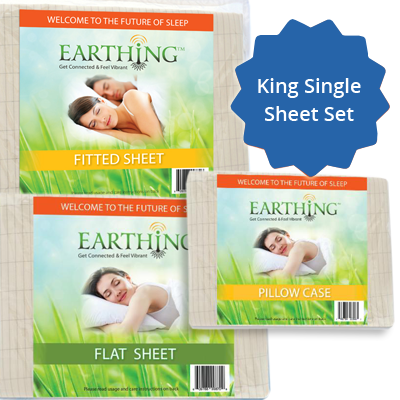 King Single Sheet Set (15% Discount)
