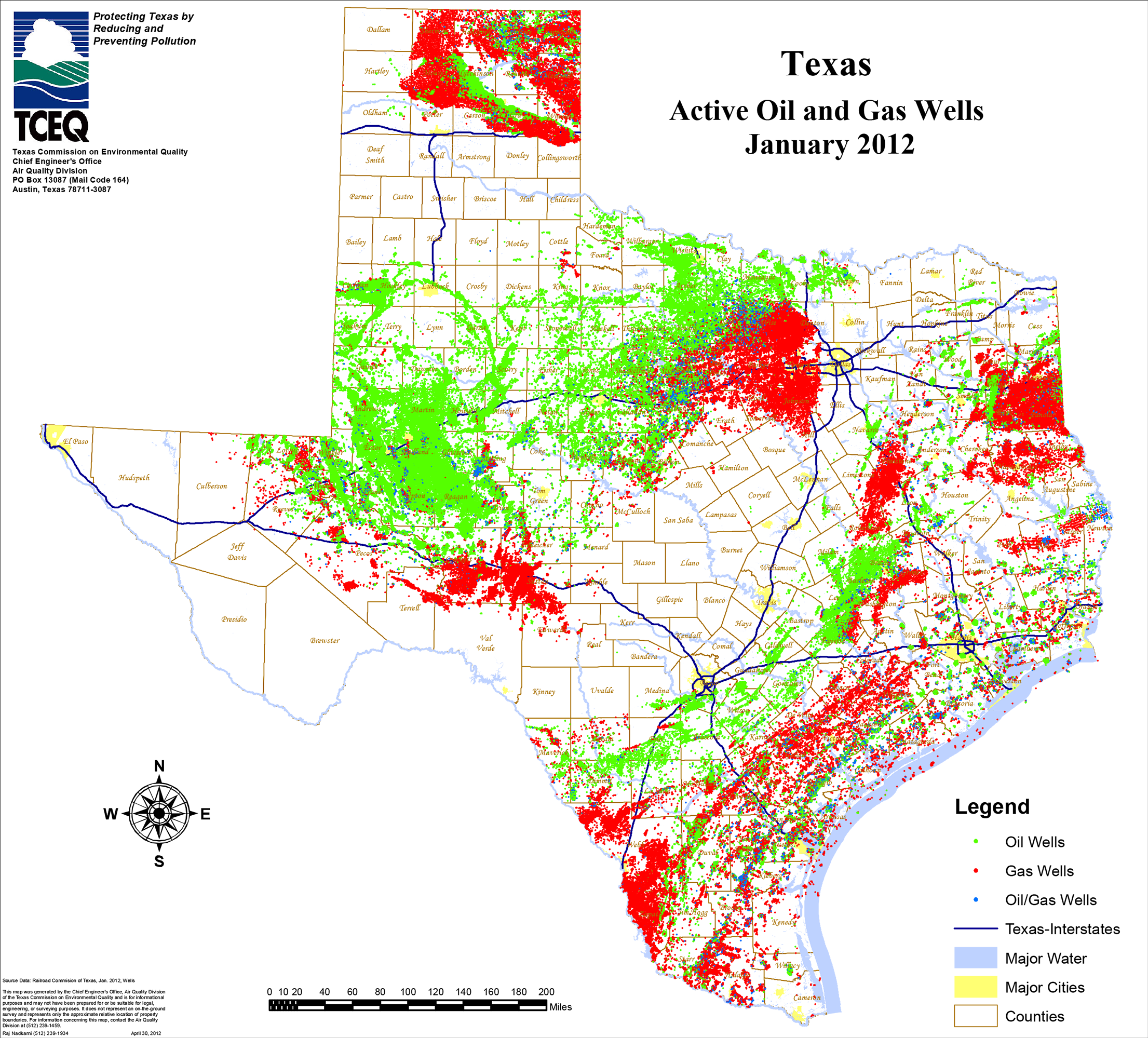 Map Of Gas Wells In Texas Miscellaneous Barnett Shale Maps And - Shale gas map usa