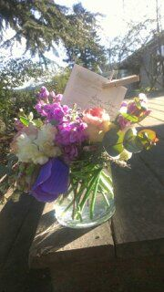 Flowers To My Niece In Eugene Oregon Ordered From Passion Flower Design Passion Flower Flowers Flower Designs