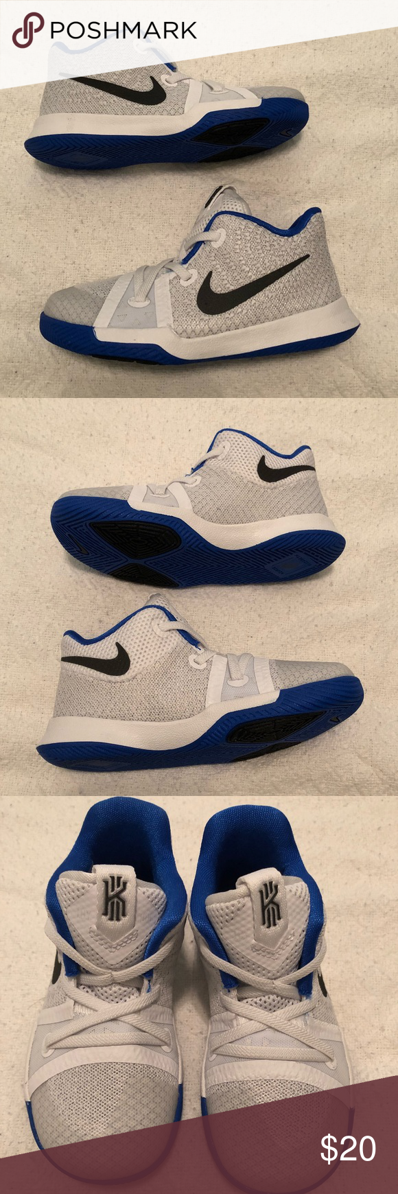 newest 03375 22902 Kyrie Irving Nike Kyrie 3 -toddler Brand new, never worn ...