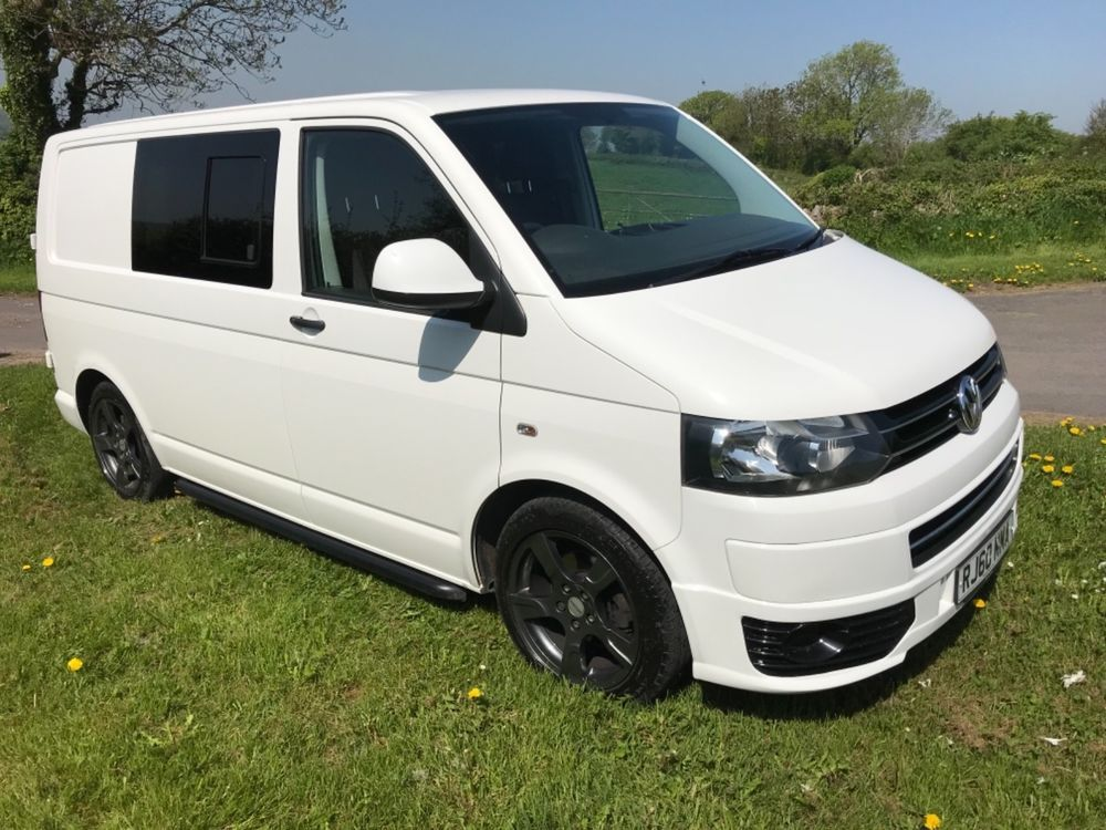 cb4d59640b eBay  VW T5 Transporter T28 SWB Candy White Camper Conversion Day Van   vwcamper  vwbus  vw