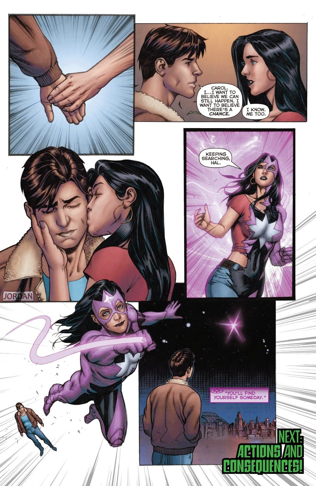 hal jordan and carol ferris relationship marketing