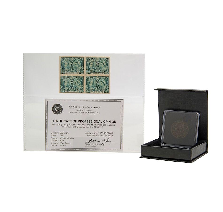 1897 Queen Victoria Diamond Jubilee Stamps Rare Uncut