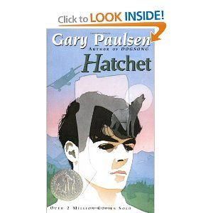 This Book Is A Kind Of Contemporary Realistic Fiction The Story Describe How To Overcome Hardship The Main Character Br Gary Paulsen Realistic Fiction Books