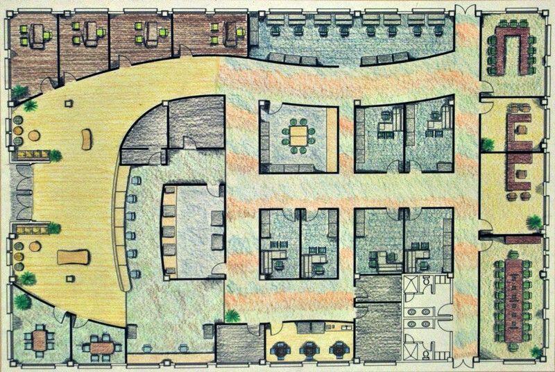 Bank Floorplan Floor Plans Exterior Design Interior And Exterior