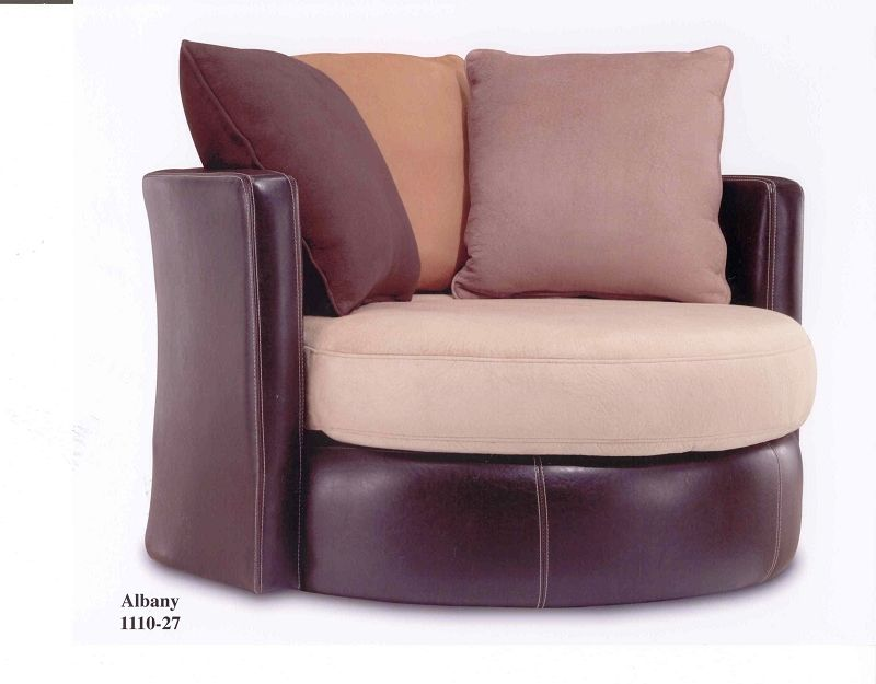 Albany Swivel Pod From National Furniture Liquidators