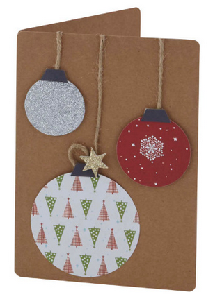 5 Easy Christmas Cards for Beginners - Hobbycraft Blog