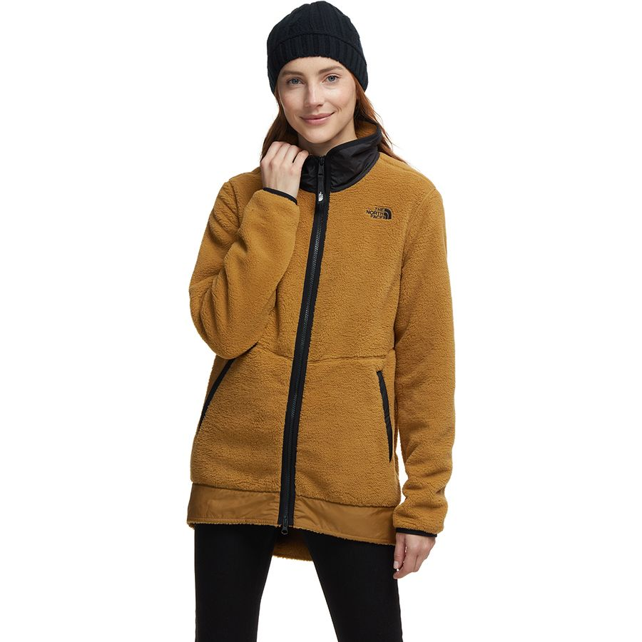 The North Face Dunraven Sherpa Parka Women S Backcountry Com Womens Parka Womens Fleece Fleece Jacket [ 900 x 900 Pixel ]