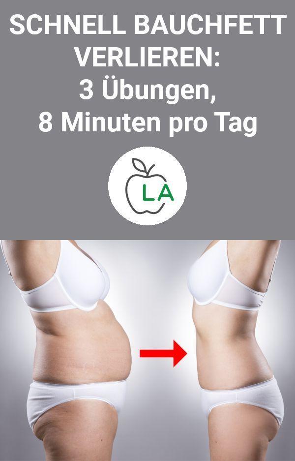 #Diätplan Flacher Bauch Trainingsplan Bauchfett verlieren mit diesen Übungen