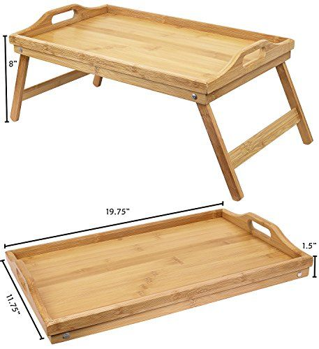 Top 10 Serving Trays With Legs Of 2020 Bed Tray Bed Table Breakfast In Bed