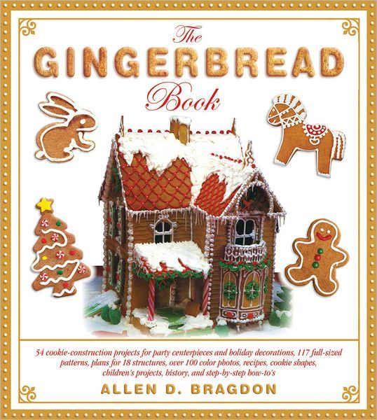 The Gingerbread Book by Bragdon, Allen