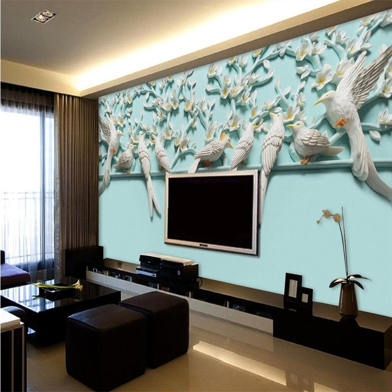 Modern Painting For Living Room Background Photography Hd True