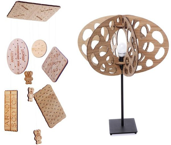 Bower & Beyond is home to a gorgeous selection of homewares and children's accessories such as the Biscuit Mobile and, the coral inspired, Flatpack Light.