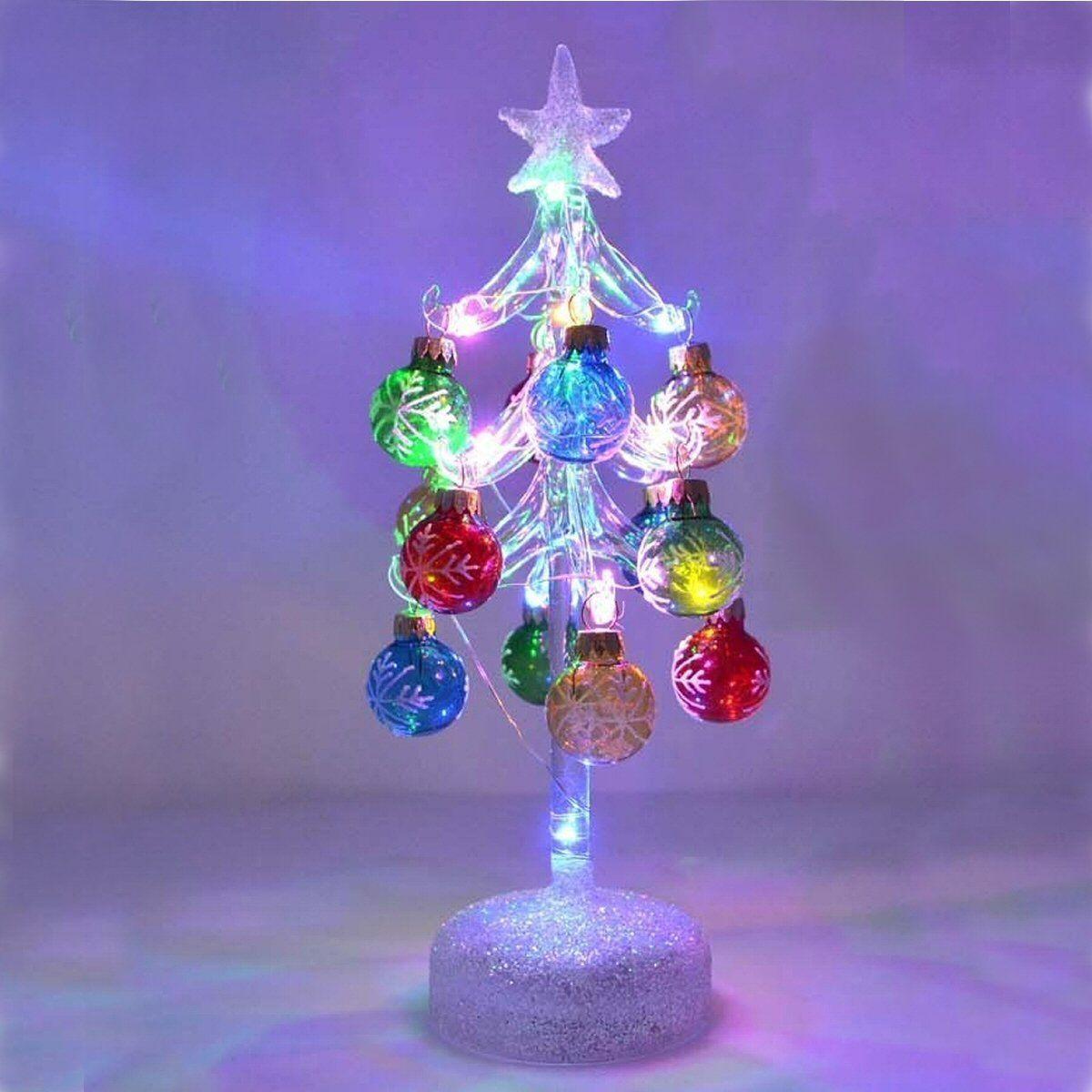 Pin On Miniature Glass Christmas Trees