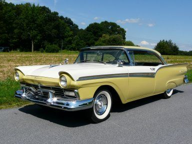 1957 ford fairlane 500 2 door hard top here is what i am for 1957 ford 2 door