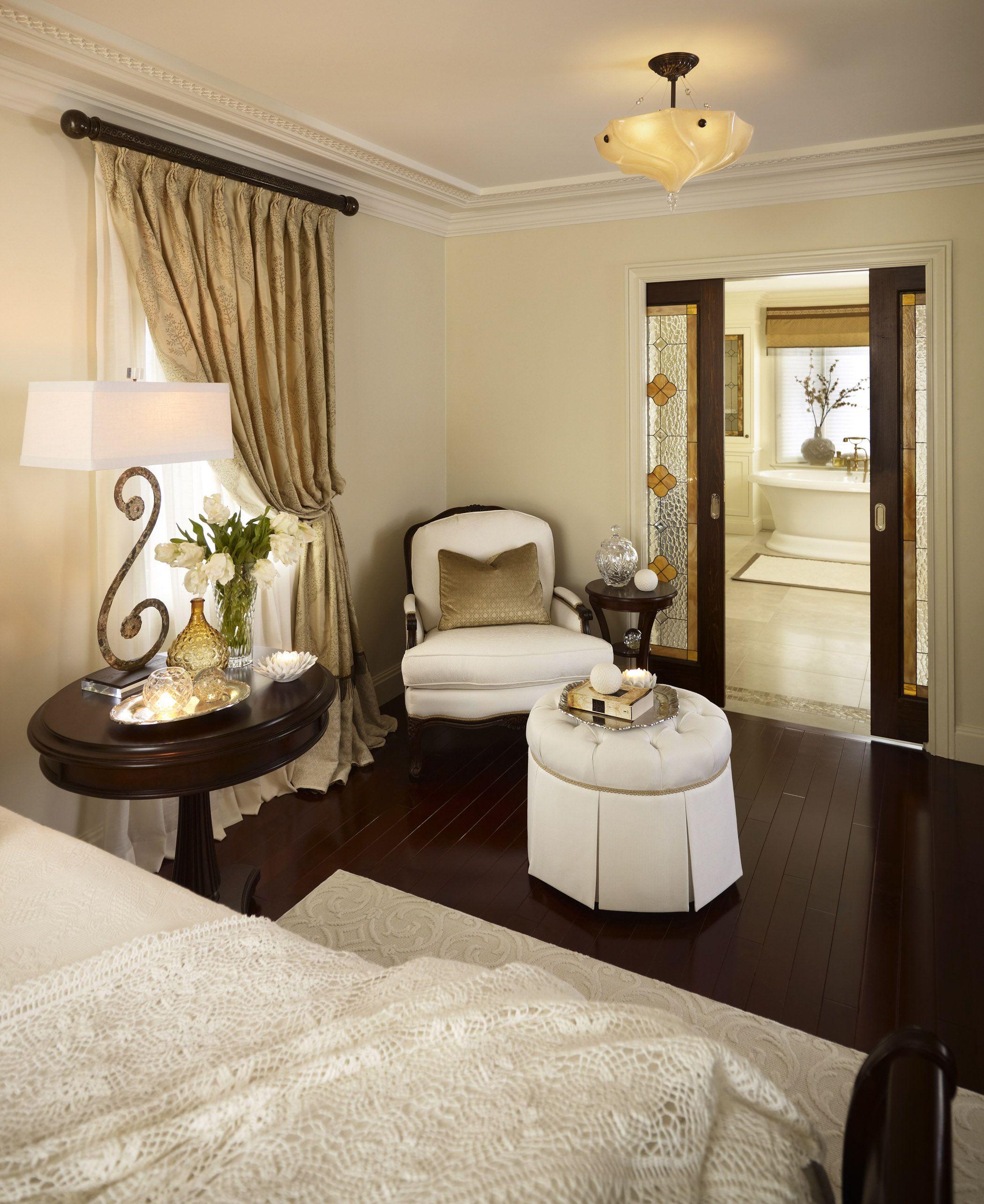3 Kind Of Elegant Bedroom Design Ideas Includes A: Burlington Interior Design Project: Couple's Retreat