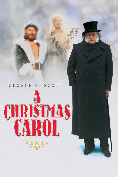 A Christmas Carol (1984) Poster Artwork - George C. Scott, Anthony Walters, David Warner - http ...