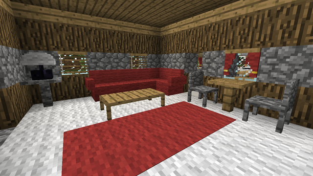 MrCrayfishs Furniture Mod 1112 1102 1710