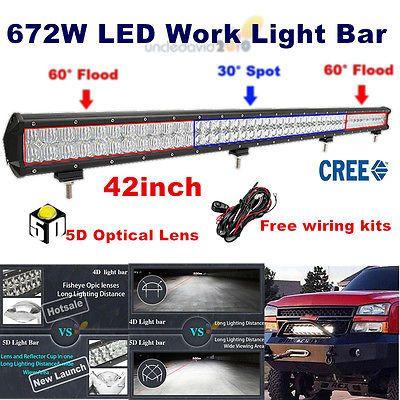 "42"" CREE 672W 5D Flood Combo Led Light Bar Truck fit for JEEP Grand Cherokee 45"" https://t.co/wVLLGmUmtP https://t.co/XG5WUaV230 http://twitter.com/Xuisxa_Geertu/status/774168473018568704"