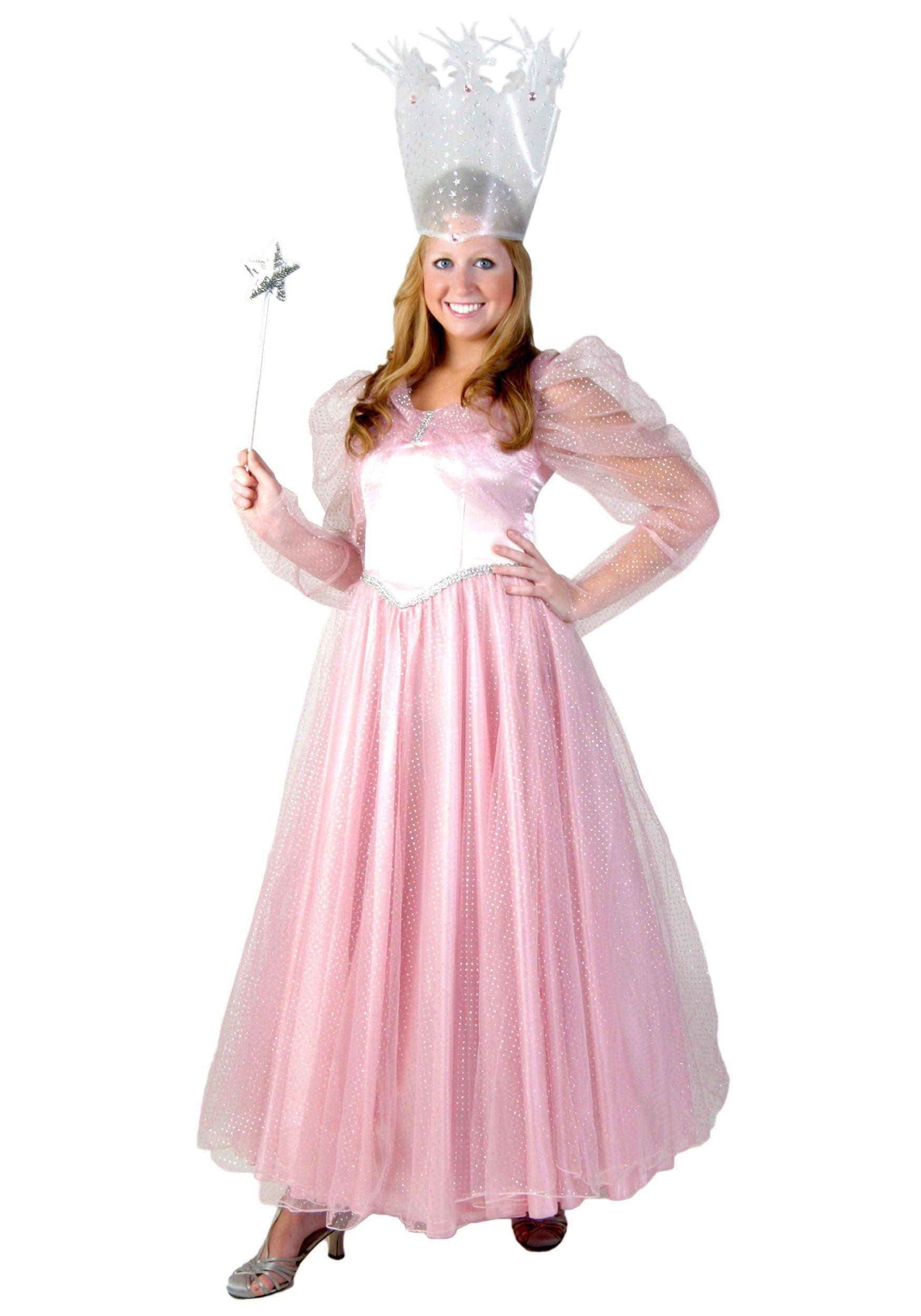 Fun Costumes Women's Plus Size Glinda Costume