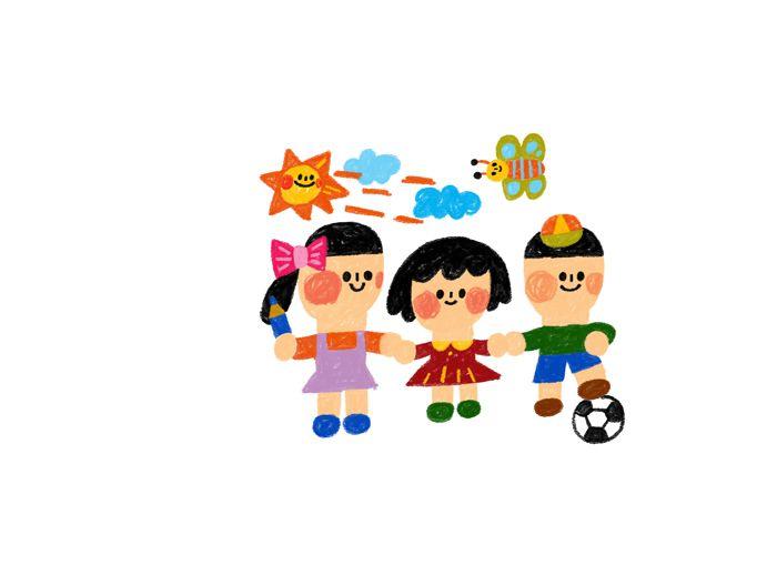 Character Design Journal : 윰마 일러스트 어린이 그림체를 닮은 색연필 작업 네이버 블로그 종이인형